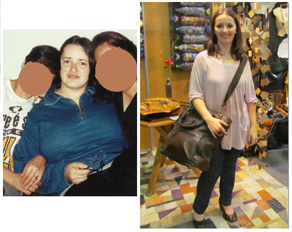 Emagreci 36 quilos através da Reeducação Alimentar!