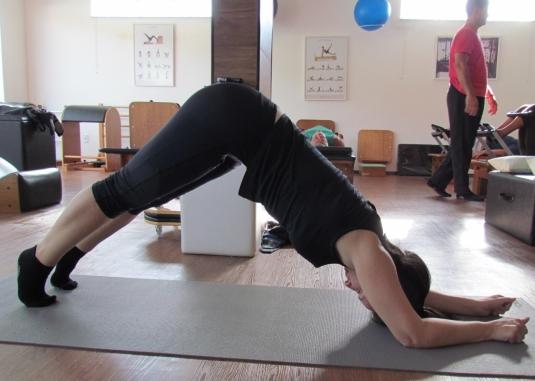 Exercício que também fortalece musculatura dos braços - tudo o que eu preciso no momento!