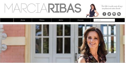 blog novo Márcia Ribas